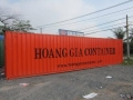 cung cấp giá rẻ container hoànggia