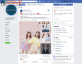 Facebook advertising service for clothing shop of AZ group
